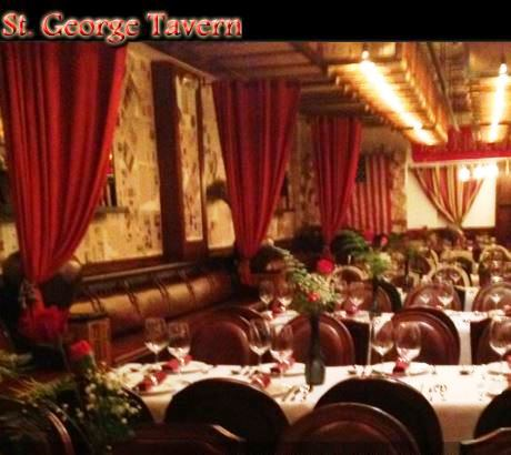 St. George Tavern: A Religious Experience