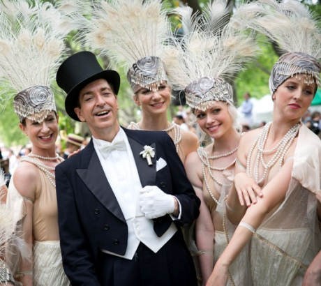 LM Returns To The Jazz Age With Fops, Flappers & Follies