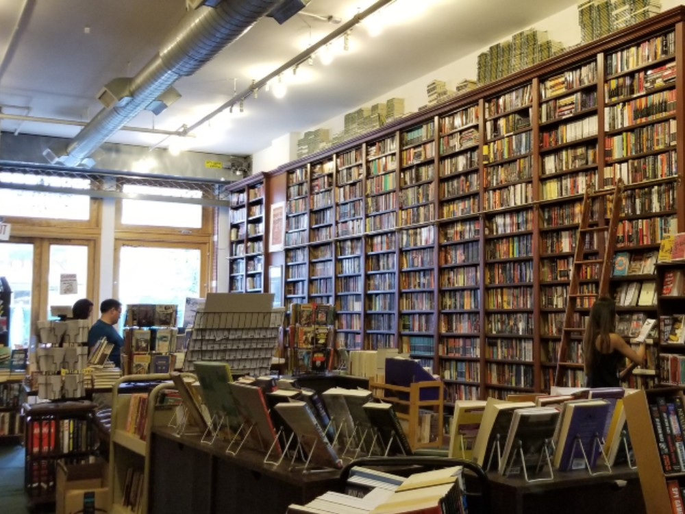 Seven Spine-Tingling Holiday Selections At The Mysterious Bookshop