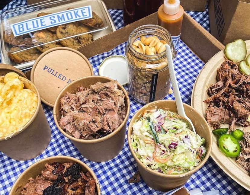 Barbecue, Pizza, Margaritas: Takeout Options To Satisfy Lower Manhattan Taste Buds