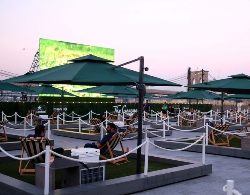 Recommendation: The Sunset And Cocktails At The Greens At Pier 17